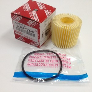 04152-YZZA6 Oil Filter for TOYOTA Corolla, Matrix, Prius, SCION xD, PONTIAC