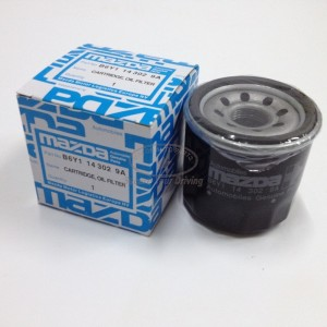 B6Y1-14-302-9A Oil Filter for MAZDA, SUBARU, KIA