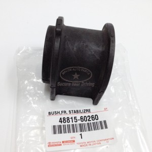 48815-60260 Bush, front stabilizer bar for TOYOTA LAND CRUISER 200 2007-