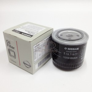 15208-BN30A Oil Filter for NISSAN ALMERA, CABSTAR, NAVARA, PATHFINDER, PICK UP, PRIMERA, X-TRAIL