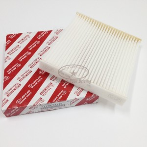 87139-YZZ16 Cabin Air Filter for LEXUS, TOYOTA, GM, DAIHATSU, SUBARU